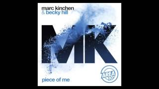 MK & Becky Hill - Piece of Me (Audio)