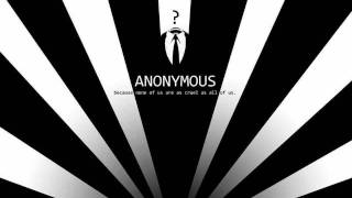 """ANONYMOUS"" Templars of Hip Hop(song)"
