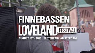 Finnebassen @ Loveland Festival 2013   www.lovelandfestival.com