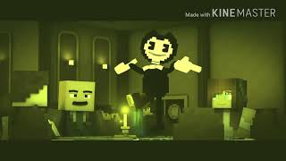 NIGHTCORE 'Build Our Machine' Minecraft Version Bendy And the ink machine Song By DAgames
