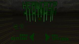 HEADTRIP Menu: Hands-free UI Demo For Oculus Rift