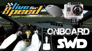 [LFS] Live for Speed|Drifting Onboard + escutando musica ;)