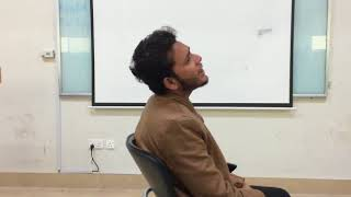 Hum mar jayen gy by asad from ashique 2 at comsats attock(arijit singh)