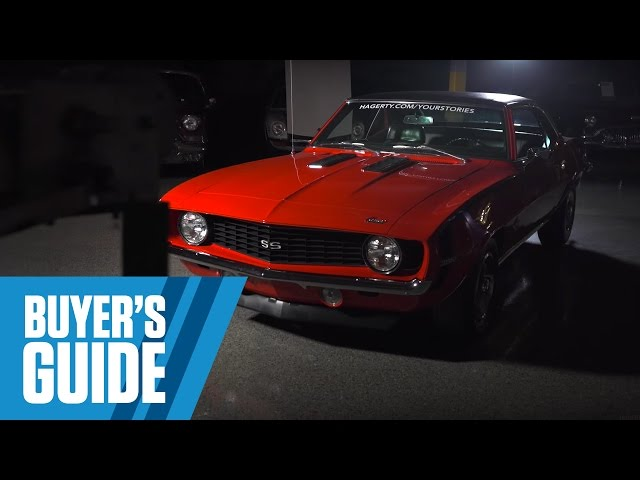 1969 Chevrolet Camaro   Buyer's Guide