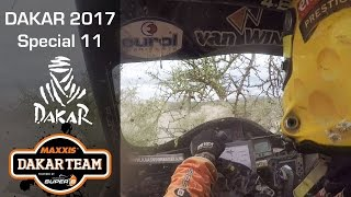 Last real Dakar Rally stage 2017 Coronel