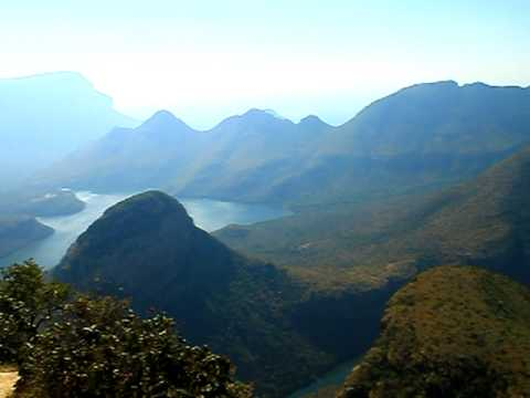 Blyde river canyon.MOV