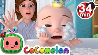 Yes Yes Bedtime Song | +More Nursery Rhymes & Kids Songs - CoCoMelon