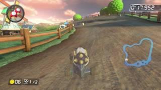 [MK8 Australian Record] Wii Moo Moo Meadows - 1:22.156