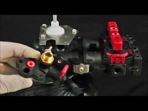 Control Valve Maintenance, Part 3: How to Clean Control Valve Injector Assembly