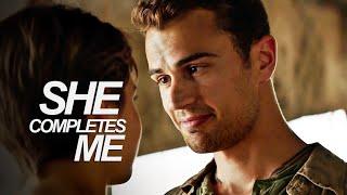 Tobias & Tris |She completes me|