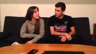 Nihad Alibegovic & Mina Kostic - Ako te ikad izgubim  (COVER)