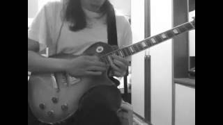 As I Lay Dying - Parallels (solo cover)