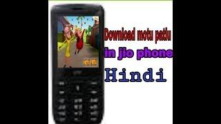Download Motu Patlu In Jio Phone