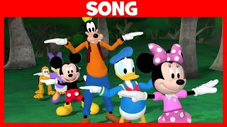 Mickey Mouse Clubhouse   Can't Sit Still Song   Disney Junior UK