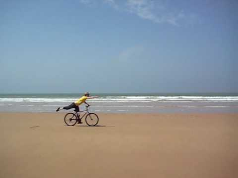 Morocco Beach Cycle