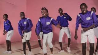 Kakana by Eddy Kenzo (Dance Cover) by Galaxy African Kids