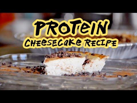 Protein Cheesecake Recipe | Nuts.com