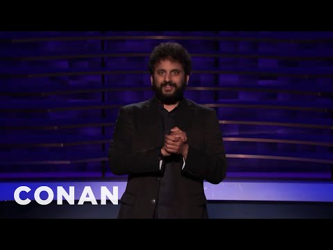 Nish Kumar: Thank You For Electing Trump - CONAN on TBS