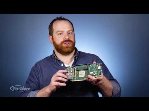 PCIe FPGA Board Tour: A10P3S with Intel Arria 10