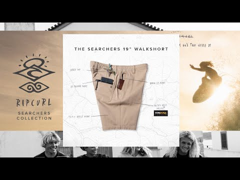 "Searchers 19"" Walkshort 