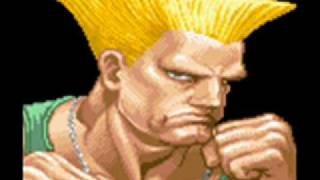 Super Street Fighter 2 OST (SNES) - 8. Guile Theme