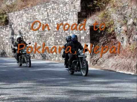 Dylan's and His Granddad's Trip to India, Nepal and Bhutan