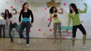 Timbaland - The Way I Are ft. Keri Hilson, DOE, Sebastian hip hop dance