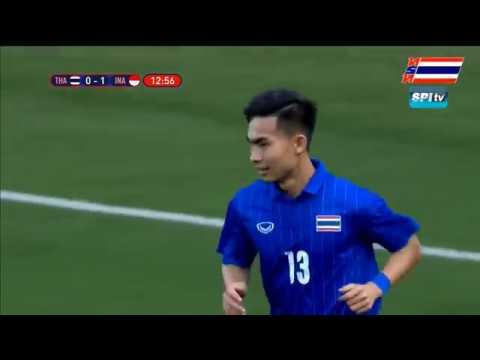 ฟุตบอลชาย ซีเกมส์ 2019 ไทย vs อินโดนีเซีย