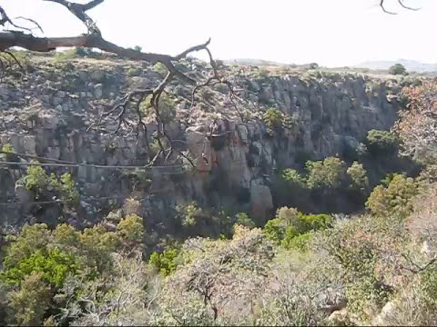 ZIP LINING IN SOUTH AFRICA | Magaliesberg Canopy Tours