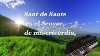 Sant de Sants es el Senyor