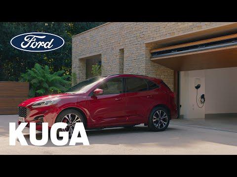 Nabíjení doma   Ford Kuga Plug-in Hybrid   Ford Česká republika