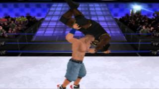 SmackDown vs Raw 2010 Finishers (DS)