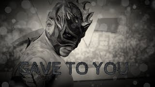 WWE Kalisto - Gave To Me HD