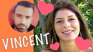 1 Mot / 1 Candidat : Sarah Lopez (La Villa 4/LVDA2) amoureuse de Vincent Queijo (Les Anges 10) !