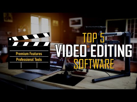 5 Best Free Video Editing Software For Windows & MacOS Laptop & Computer
