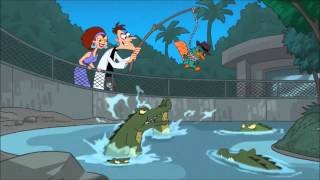 Phineas and Ferb- Happy Evil Love Song Extended Lyrics
