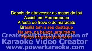 Fernanda Abreu   Aquarela Brasileira.avi