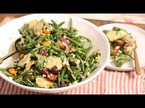 A Green Bean Salad You'll Want To Eat!