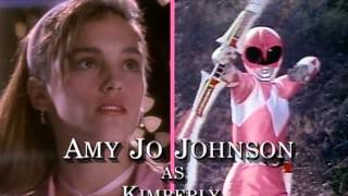 'Mighty Morphin Power Rangers': Season 1: Official Opening Theme # 4 - [HD] - [DVD QUALITY] !!!!