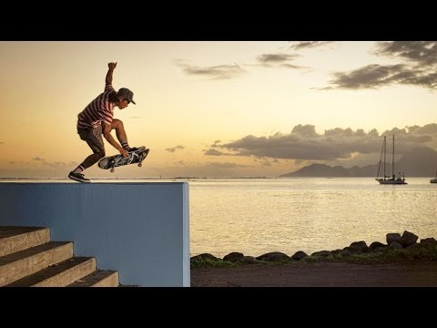 Finding Skate Spots in the Tropics | Some Like it Blue: Part 2