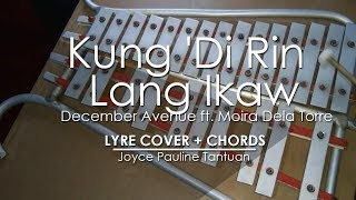 Kung 'Di Rin Lang Ikaw - December Avenue ft. Moira Dela Torre - Lyre Cover