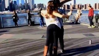 Mukesh & Talia Zouk Dance Improv