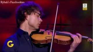 """Alexander Rybak """"Mitt hjerte alltid vanker"""" in God Morgen Norge  22.11.12"""