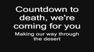Sabaton - Reign Of Terror (lyrics) HD