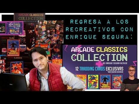 Regresa a los recreativos con Enrique Segura: Arcade Classics Collection