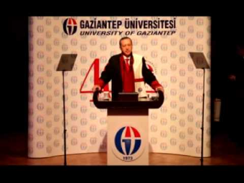 Başbakan Sayın Recep Tayyip Erdoğan'a Fahri Doktora Ünvanı