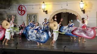 Carimbó dance - Brazil, GEMP Escola e Cia. de Dança (Crissiumal), 23.7.2017 in Zagreb, Croatia