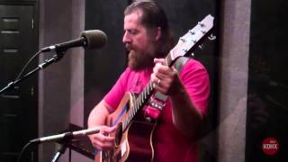 """Sean Rowe """"The Game"""" Live at KDHX 7/24/13"""