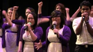 Holding Out for a Hero (Bonnie Tyler) - Unaccompanied Minors A Cappella Cover