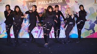 170520 Ex Girls cover MONSTA X - Stuck @ The Palladium Cover Dance 2017